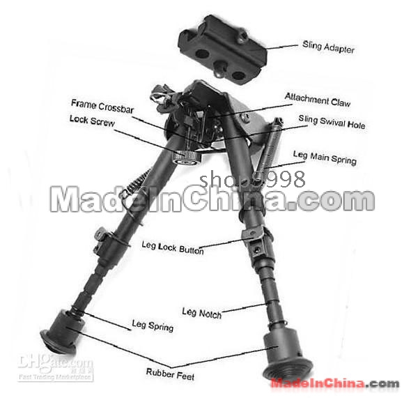 ace 2 how to use bipod