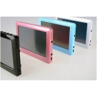 HOT! NEW! 4.3 inch  screen TFT LCD Support  micro SD Card video MP5 Player 4GB 8GB mp3 mp4 player MP5