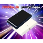 20000mAh power bank Portable Power charger Universal External Battery Pack Charger With Retail Package