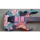 New Arrival 7v Flower Guitar  Electric Guitar stock Top guitars  - - xXxo1