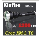 CREE- 5-Mode 1200Lumens Multifunction Flashlight