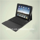 Wireless bluetooth Keyboard for  with Leather Case