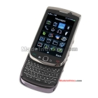 3.2 Inch Resistive Screen TV WIFI Dual Camera 2 Sim Slide Keyboard Mobile Phone