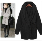 Free shipping New Arrival Hooded women wool with the lambs overcoats,women vest coats  3 colour