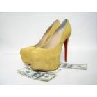 New Colorful platform shoes  high Fashion Women's High Heels wedding shoes party shoes high heel shoes  size:34-41