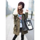 Free shipping brand New Womens fur Sweater Hoodies & Sweatshirts Jacket Coat Winter thickening outwear