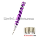 8 in 1 Phillips PH0 PH00 PH000 PH2 Screwdriver Pen Tool