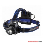 Online wholesale  german design  LED LENSER H14 HEAD  flashlight Rechargable 210 lumen head
