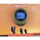 Free shipping Handheld Keychain Mini GPS PG03 Navigation USB Rechargeable For Outdoor Sport Travel
