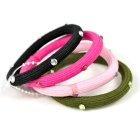 FREE SHIPPING ,wholesale the multicolor 4pcs/set scrunchy for women ,5SET/LOT ,PT-580