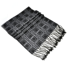 Free shipping ,Retail the classic image checkered design knit scarf for winter men scarves ,NL-1837