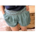 New women's han edition pants female trousers fashion countless small beads and sweet shorts