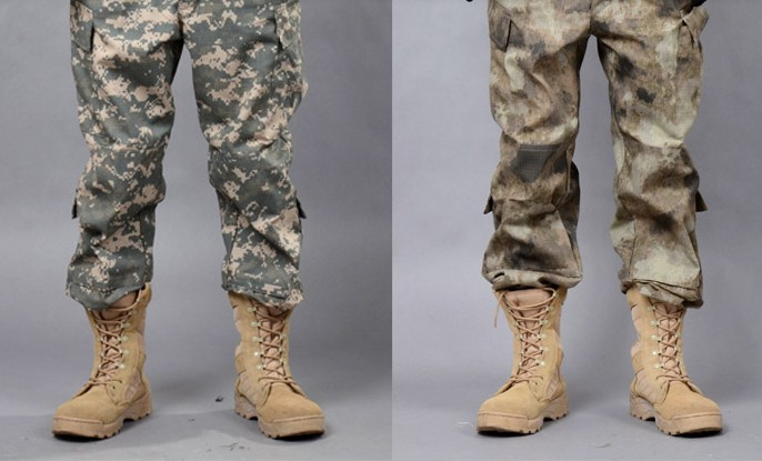 Military Boots Men Men Tactical Desert Boots