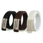 Fashion classic men's S- belt pin buckle belt flat belt belt special 9.99 $ Free shipping