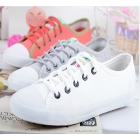 free shipping ! Han edition canvas for women's shoes low leisure shoes