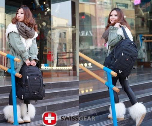 Leather Laptop Backpacks For Women   Crazy Backpacks - Part 595