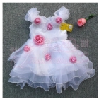 Summer 2012 children  skirt gauze dress skirt costumes