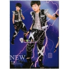 Children dance garments boys move feeling boy dance contemporary dance costumes for clothing