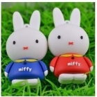 Hotsale ! Free Shipping ! lovely rabbit Usb drive 4gb/8gb/16gb  flash drive memory stick Gift usb drive