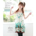 free shipping 2012 dress new arrival hot sale fashion Bohemian Dress three-color chiffon women celebrity dresses wholesale