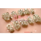 A piece of Japanese DIY custom false nails a nail beauty to patch the bride finished product L447 #