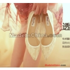 2012 new elegant sexy bud silk pointed high documentary shoes high-heeled shoes wedding shoe single shoes