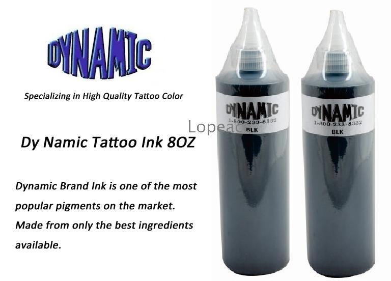 DYNAMIC TRIBAL OUTLINE BLACK TATTOO INK 8oz 250ml – Wholesale ...