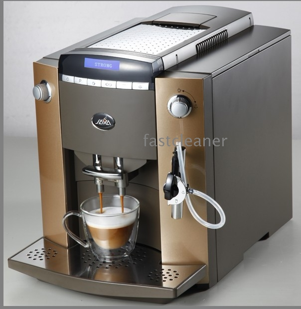 fully automatic coffee maker cappuccino coffee ker. Black Bedroom Furniture Sets. Home Design Ideas