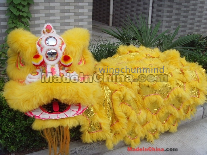 Lion Dancing Costume Lion Dance Costume Adults
