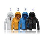 NEW Men's Clothing Cotton-Padded Clothes new winter coats down cotton-padded clothes coat size; M.L.XL.XXL  990