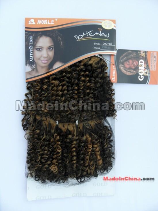 Noble Gold Bohemian Dora 2pcs Synthetic Hair Free Shipping