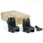 Magpul MBUS GEN 2 Back-Up Front and Rear Folding sights Black with Key (MBUS2-A-BK)