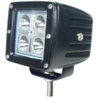 12W c LED Work Light,10-30volt 6000K spot30 beam,aluminium alloy for cars,trucks,offroad vehicle,cutting machine