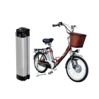 24V 10Ah Electric Bicycle Battery,E-scooter battery,ebike battery with aluminum case,BMS and charger