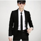 The new man small suit han edition cultivate one's morality coat leisure suit men's wedding small suit