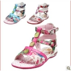 Children children in han girl students sandals