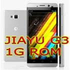 Jiayu  MTK6577 Android 4.0 Smart phone Dual core 1G  8MP 4.5 inch HD IPS screen Smart phone