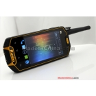 """IP67 Dustproof Waterproof  Runbo X5 Rugged Android Smartphone With 4.3""""  1GB+4GB WIFI"""