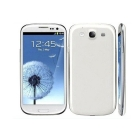 Newly S3 MTK6577 i9300 Phone 1.4GHz Cortex A9 Dual Core Android 4.0 OS 3G GPS 4.8'FWVGA Screen with