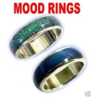 Best quality -selling,Temperature change color rings, temperature ring, mood rings 200pcs