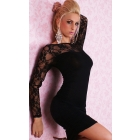 Free shipping Women cheap Sexy Both sides Lace Dress Lady Spicy Summer Maxi Mini Dress S2271-1