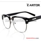 Free shipping new High quality fold men/women big boxfashion plane eyewears classic retro// frames sunglasses glasses