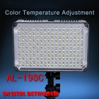 Aputure AL-198C LED Video Light Camera lighting Camcorder Photo Lamp 5600K For   Color Temperature Adjustment
