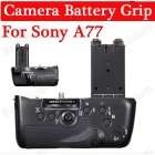 Camera Battery Grip Pack for  Alpha SLT A77 A77V as VG-C77AM Freeshipping