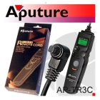 Aputure Timer Camera Remote Control Shutter Cable for  EOS 1d,1ds,MarkII -3C (Freeshipping)
