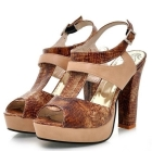 Free Shipping Custom Design 2012 Women fashion dress Sandals High Heels Pumps Women Sandlas C04NHR