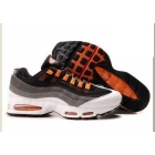 Men's Running Athletic Shoes (black/white /orange/grey) have  colors--25