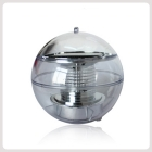 Free shipping 1pc waterproof solar floating LED lamp