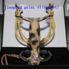free shipping Pengcheng sniper of Eagle slingshot leopard