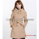 Free Shipping Wholesale New Style hot sale Hitz Korean women's camel wool coat woolen lovely girl winter warm coat